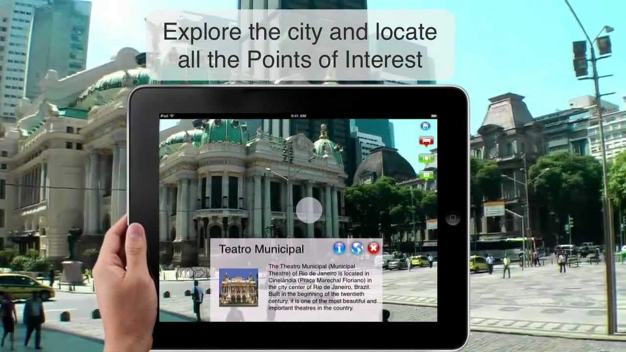 Augmented Reality in Tourism: Immerse & Explore New Places ...