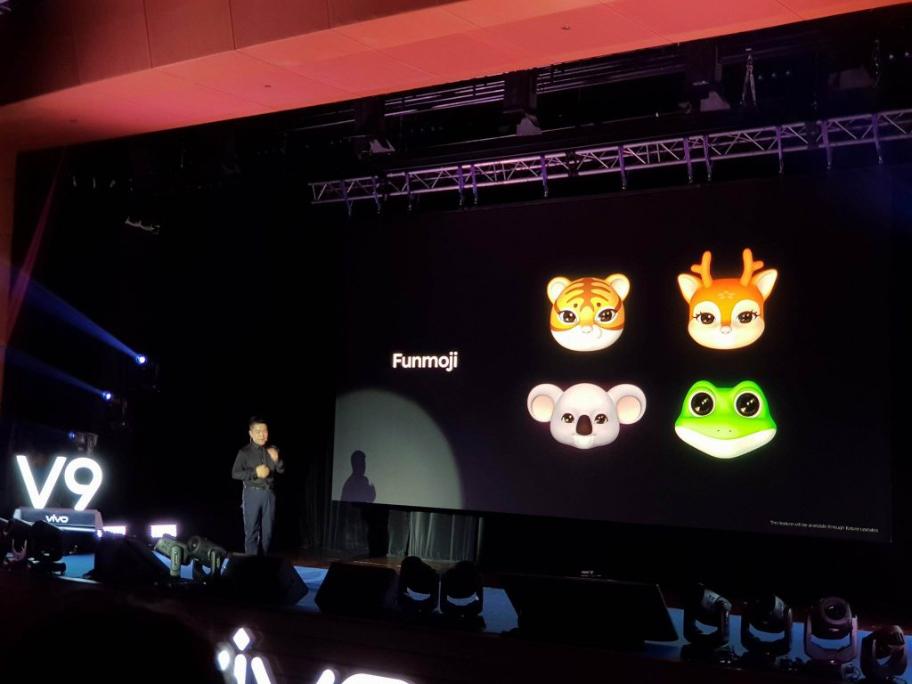 TouchPal Funmoji and Vivo V9- Making Communication Even More