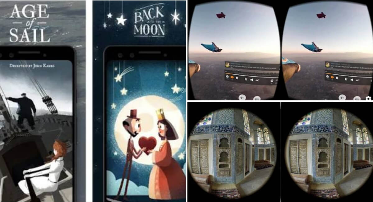 7 Best Virtual Reality Apps for Android and iOS 2019 | Tech Prior